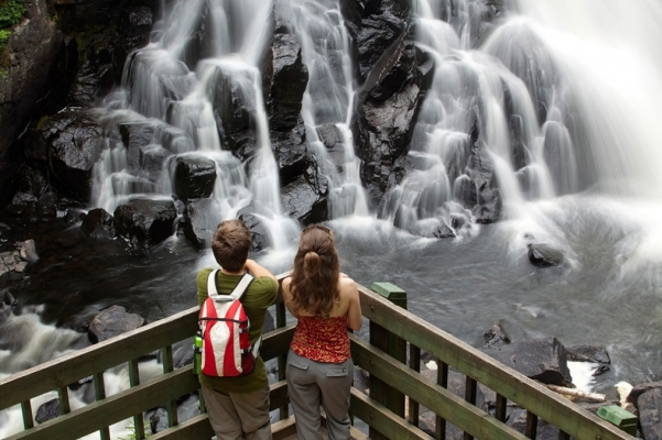 Mont-Tremblant national park excursion