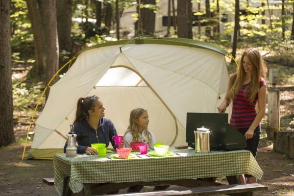 Parc National D Oka Camping Tourisme Laurentides