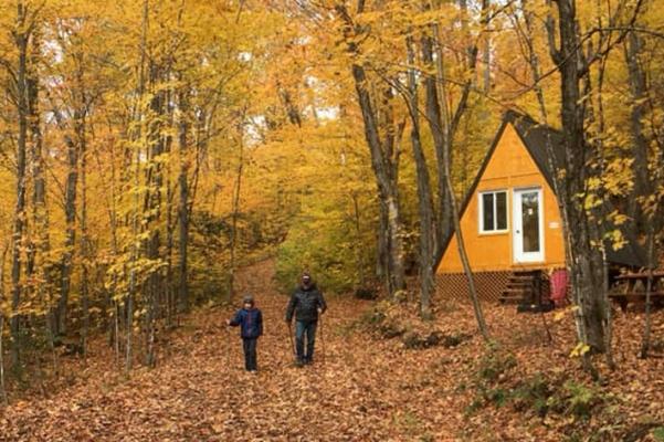 prêt-à-camper pignon des bois en location hébergement insolite glamping