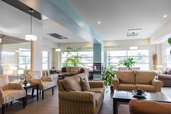 Grand Lobby meublé