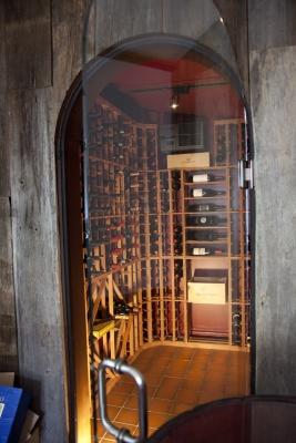 Cave à vin exceptionnelle