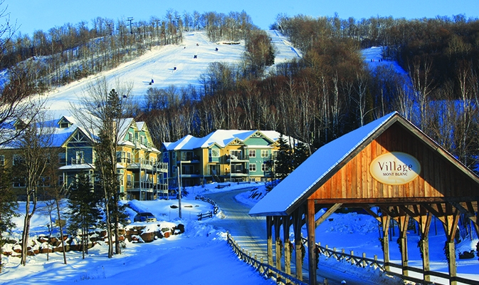 Village Mont Blanc - Ski In / Ski Out