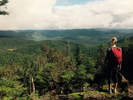 Hiking Mont-Tremblant