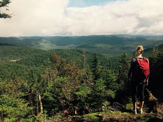 Hiking Mont-Tremblant