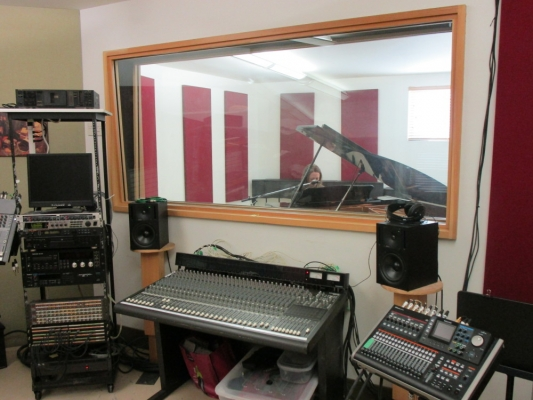 Recording 101 course is based on a hands-on approach for solo and ensemble musicians.