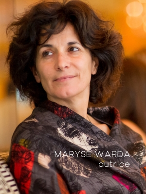 Maryse Warda, autrice